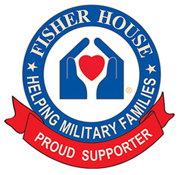 Proud Supporter Fisher House